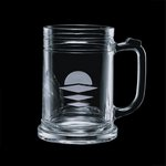 Raleigh 16oz Beer Stein