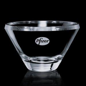 Noland 10 Thick Crystal Bowl