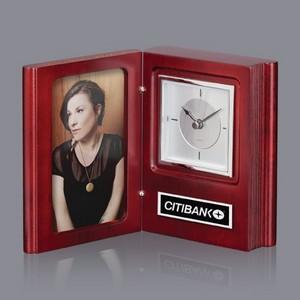 Petrona Clock - Mahogany 5? in