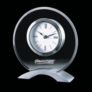 Rothsay Clock - Aluminum Base 5.5 in. Diam