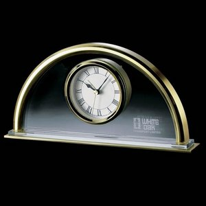 Cartier Clock - Gold