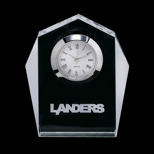 Newbridge Clock - Optical Crystal 3.5 in.