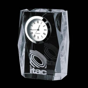 Adelaide Clock - Optical 3.5 in.