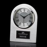 Maresol Clock - Aluminum 6?in.