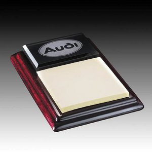 Albion Noteholder - 3 in.x3 in. Notepad