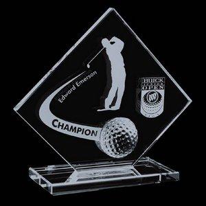 Barrick Golf Award - 7in. High