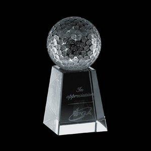 Standerton Golf Award - Optical 8 in. High