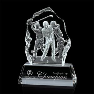 Fergus Golf Award (S) - Optical 6 1/2 in