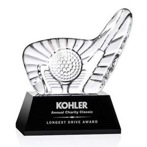 Dougherty Golf Award (S) - Black Base 4? in  W
