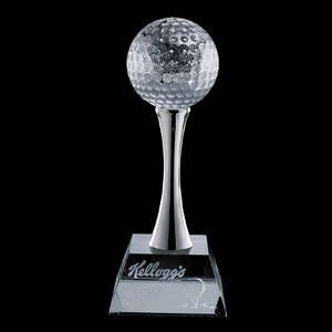 Edson Golf Award - Optical 10 in.