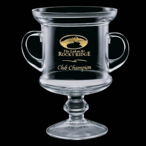 Neuchatel Loving Cup Golf Trophy - 8in.