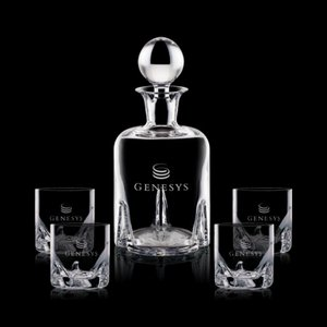 Hillcrest Decanter and 4 OTR