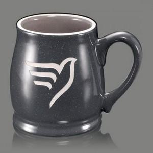 Biscayne Engaved Coffee Mug