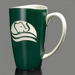 Paddington Mug - Dark Green