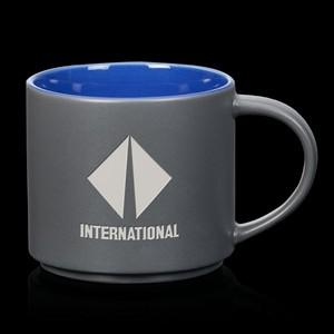 Maximus Coffee Mug- Blue