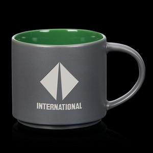 Maximus Coffee Mug - Green