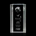 Torrington Globe Award - 6.75 in