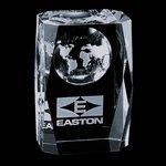 Falkirk Globe Award - Optical 3.5 in.