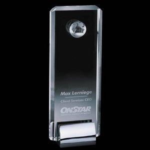 Buxton Globe Award - Optical  10 in.