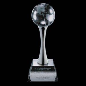 Edison Globe Award - Optical 8 in.