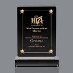 Lisburne Award - Optical/Black 8 1/2in.