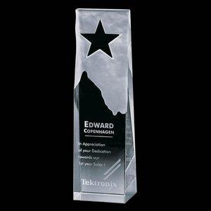 Stapleton Star Award - Optical 10 in.