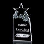 Augustine Star Award - Optical 7 in.
