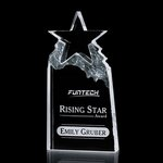 Augustine Star Award - Optical 10 in.