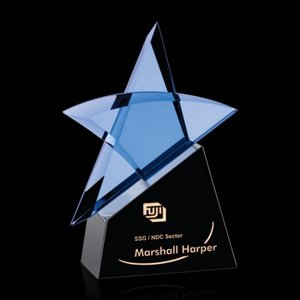 Benita Star Award - Blue/Black 8.75