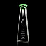 Alicia Gemstone Award - Emerald