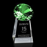 Celestina Gemstone Award - Emerald