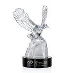 Malvina Eagle Optical Crystal Award