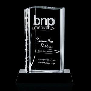 Michelson Award - Optical/Black 9 in.