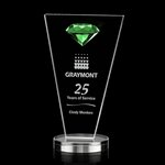 Jervis Gemstone Award - Emerald