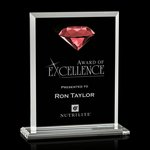 Sanford Gemstone Award - Ruby