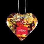 VividPrint  Ornament - Heart 3 3/4   in.