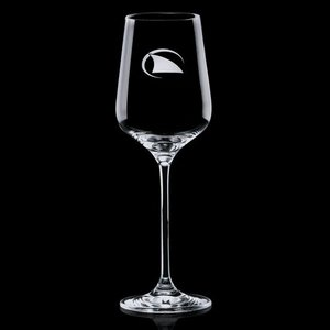 Rawlinson 8oz Wine Glasses Engraved