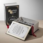 Storybook Classic Black - 2 Engraved Mugs