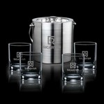 Delfina Ice Bucket & 4 Aristocrat OTR