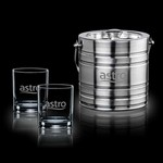 Milano Ice Bucket & 2 Aristocrat OTR
