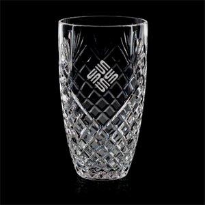 Taunton Vase - Crystal 10 .5
