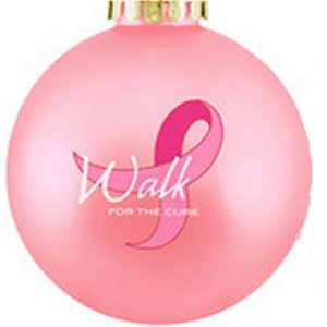 Christmas Ball Ornaments Shatterproof Plastic - Pink Ornaments