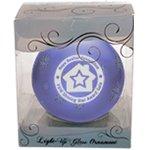 Custom Christmas Ornaments - Light-Up Shatter Resistant Ornament