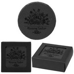 Round Slate Coaster Set of 4 with Company Logo Imprint