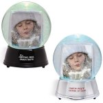 Small Light Up Snowglobe