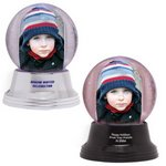 Large Light Up Snow Globe