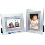 4 x 6 Brushed Mirror Frame