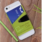 Deluxe Cell Phone Card Holder