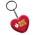 Light Up Heart Keytag