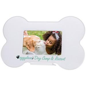 Dog Bone Photo Frame